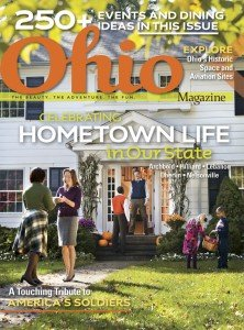 Statewide Newstand Issue featuring two Oberlin families!